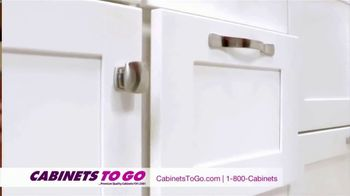 Cabinets To Go Summer Clearance Sale TV Spot, 'Save More' Ft. Ty Pennington - Thumbnail 5
