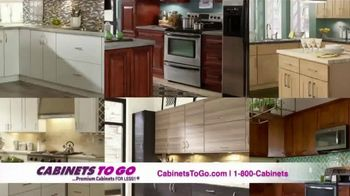 Cabinets To Go Summer Clearance Sale TV Spot, 'Save More' Ft. Ty Pennington - Thumbnail 7