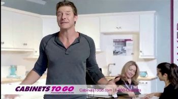 Cabinets To Go Summer Clearance Sale TV Spot, 'Save More' Ft. Ty Pennington - Thumbnail 8