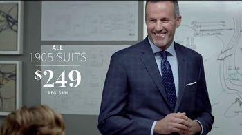 JoS. A. Bank TV Spot, '1905 Suits, Polos and Shorts' - Thumbnail 4