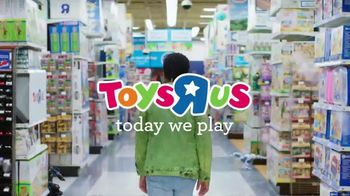 Toys R Us TV Spot, 'Play Is Everything' Featuring Benjamin Flores, Jr. - Thumbnail 9