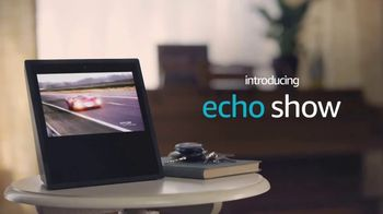 Amazon Echo Show TV Spot, 'Echo Moments: Road Trip'