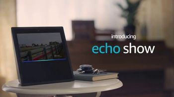 Amazon Echo Show TV Spot, 'Echo Moments: Road Trip' - Thumbnail 3