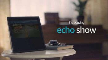 Amazon Echo Show TV Spot, 'Echo Moments: Road Trip' - Thumbnail 4