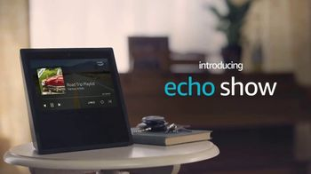 Amazon Echo Show TV Spot, 'Echo Moments: Road Trip' - Thumbnail 5