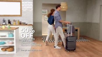 Macy's Big Home Sale TV Spot, 'Bedding, Kitchen and Luggage' - Thumbnail 8