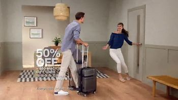 Macy's Big Home Sale TV Spot, 'Bedding, Kitchen and Luggage' - Thumbnail 9
