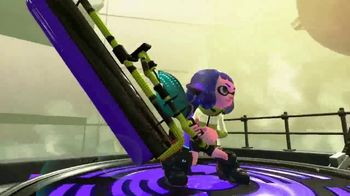 Splatoon 2 TV Spot, 'It's Time to Sling Ink in Splatoon 2!' - 207 commercial airings
