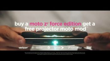 Motorola Moto Z2 Force TV Spot, 'Hello Shatterproof' - Thumbnail 9