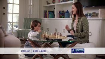 Enbrel TV Spot, 'My Mom's Pain' - Thumbnail 7