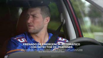 Nissan La Línea de Ahorro TV Spot, 'Mejor jugada' con Tim Tebow [Spanish] [T2] - 466 commercial airings