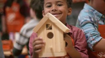 The Home Depot Kids Workshop TV Spot, 'Stay Busy, Little Hands' - Thumbnail 5
