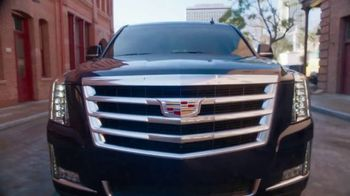 Cadillac Made to Move 2017 Clearance Event TV Spot, 'Perfect Fit: Escalade' [T1] - Thumbnail 4