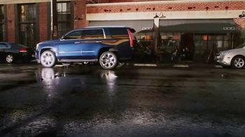 Cadillac Made to Move 2017 Clearance Event TV Spot, 'Perfect Fit: Escalade' - Thumbnail 5