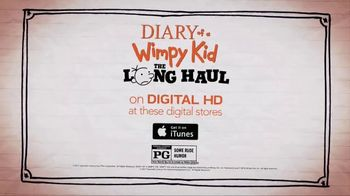Diary of a Wimpy Kid: The Long Haul Home Entertainment TV Spot - Thumbnail 10
