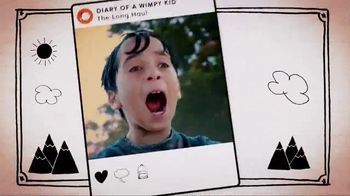 Diary of a Wimpy Kid: The Long Haul Home Entertainment TV Spot - Thumbnail 3