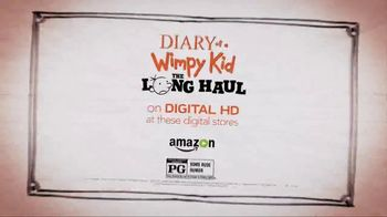 Diary of a Wimpy Kid: The Long Haul Home Entertainment TV Spot - Thumbnail 9
