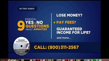 J.D. Mellberg TV Spot, 'The Pros and Cons of Annuities' - Thumbnail 5