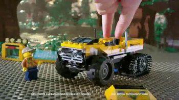 LEGO City Jungle Set TV Spot, 'Capture the Crystal' - Thumbnail 4