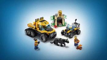 LEGO City Jungle Set TV Spot, 'Capture the Crystal' - Thumbnail 6