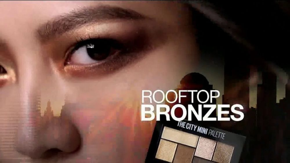Maybelline New York The City Mini Palette TV Commercial, 'State of Mind'