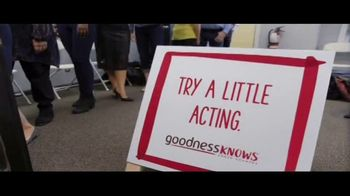 goodnessKNOWS TV Spot, 'Try Acting: Maarten' - Thumbnail 1