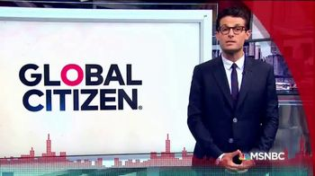 Global Citizen App TV Spot, 'MSNBC: Contribute' - Thumbnail 10