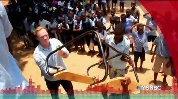 Global Citizen App TV Spot, 'MSNBC: Contribute' - Thumbnail 4