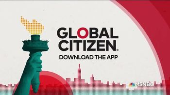 Global Citizen App TV Spot, 'MSNBC: Contribute' - 230 commercial airings
