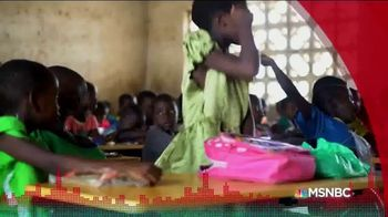 Global Citizen App TV Spot, 'MSNBC: Contribute' - Thumbnail 7