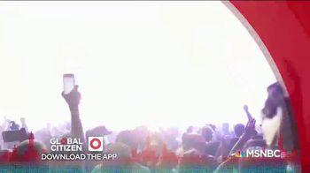 Global Citizen App TV Spot, 'MSNBC: Contribute' - Thumbnail 9