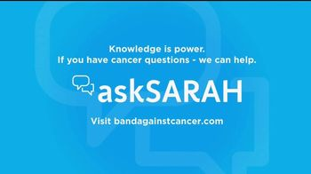 Band Against Cancer TV Spot, 'Today' Featuring Brad Paisley - Thumbnail 8