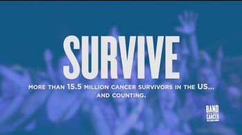 Band Against Cancer TV Spot, 'Today' Featuring Brad Paisley - Thumbnail 3