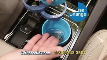 Space Max TV Spot, 'Cup Holder Multiplier' - Thumbnail 4