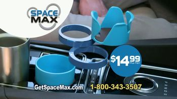 Space Max TV Spot, 'Cup Holder Multiplier' - Thumbnail 8