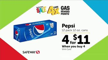 Safeway Anniversary Sale TV Spot, 'All Over Town: Pepsi and Lay's' - Thumbnail 8
