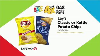 Safeway Anniversary Sale TV Spot, 'All Over Town: Pepsi and Lay's' - Thumbnail 9
