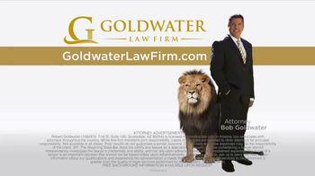 Goldwater Law Firm TV Spot, 'Defective Drug' - Thumbnail 1