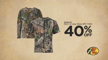Bass Pro Shops Fall Hunting Classic TV Spot, 'Camo Shirts and Water Shoes' - Thumbnail 6