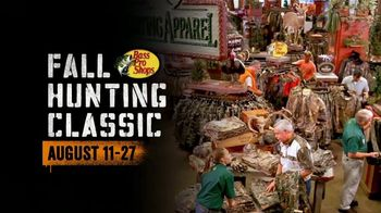 Bass Pro Shops Fall Hunting Classic TV Spot, 'Camo Shirts and Water Shoes' - Thumbnail 8