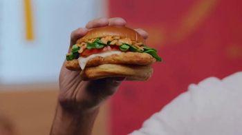 McDonald's Signature Sriracha Sandwich TV Spot, 'Turn It Up: Fries & Drink' - Thumbnail 2