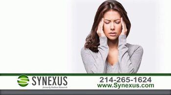 Synexus TV Spot, 'Migraines'