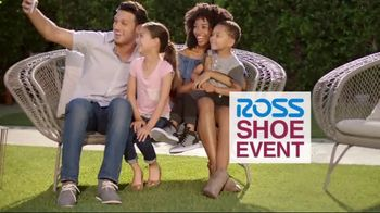 Ross Shoe Event TV Spot, 'Jump into Savings: Family' - 15 commercial airings