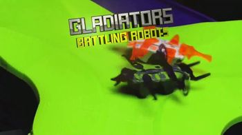 Hexbug Gladiators Battling Robots TV Spot, 'Step Into the Arena' - Thumbnail 1