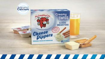 The Laughing Cow Cheese Dippers TV Spot 'Dance' Song by Marc Williams - Thumbnail 8