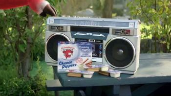 The Laughing Cow Cheese Dippers TV Spot 'Dance' Song by Marc Williams - Thumbnail 2