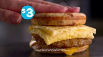 McDonald's Sausage, Egg & Cheese McGriddle TV Spot, 'For Every Morning' - Thumbnail 8