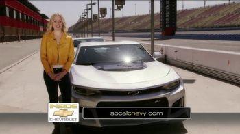 Chevrolet TV Spot, 'CBS 2 Los Angeles: Inside Chevy: Camaro' [T2] - Thumbnail 6