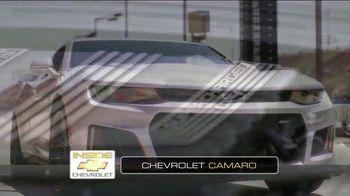 Chevrolet TV Spot, 'CBS 2 Los Angeles: Inside Chevy: Camaro' [T2] - Thumbnail 2