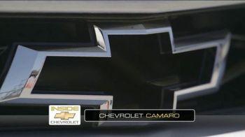 Chevrolet TV Spot, 'CBS 2 Los Angeles: Inside Chevy: Camaro' [T2] - Thumbnail 3